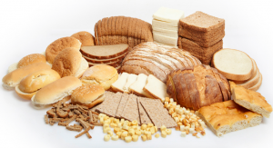 array of wheat-based products